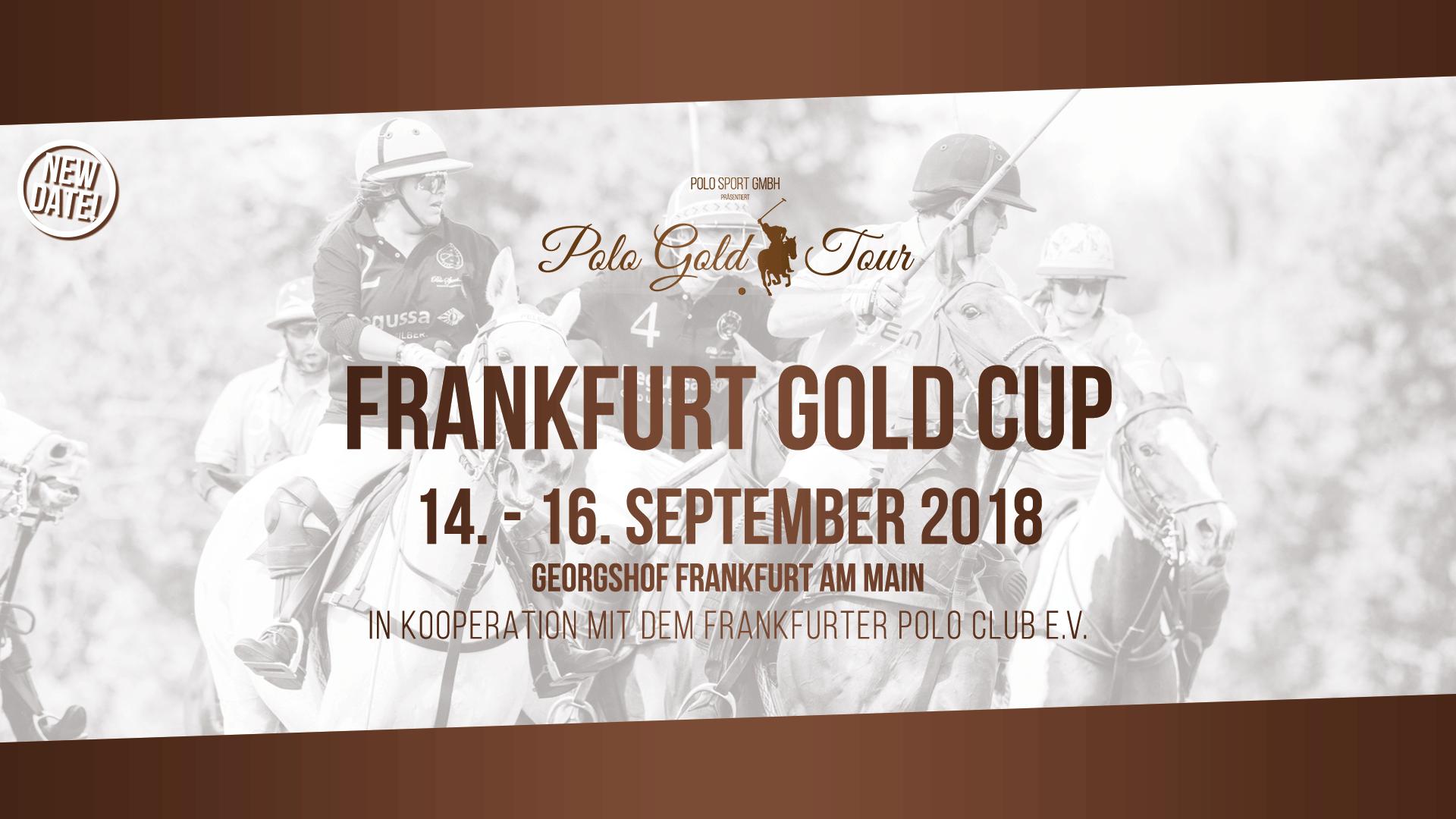 FRANKFURT GOLD CUP 2018